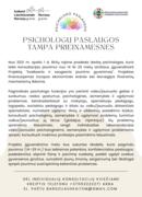 Psichologų paslaugos tampa prieinamesnės